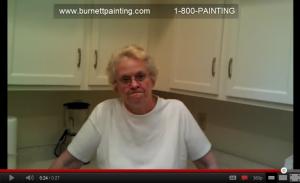 Venice Florida Burnett Painting Interior Testimonial