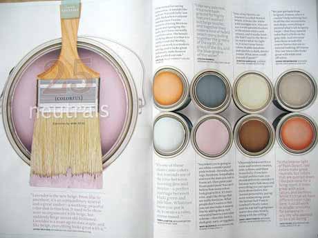 neutral home colors