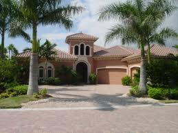 Venice, Florida home repaint colors