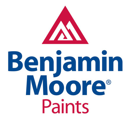 We proudly use Benjamin Moore Paints!