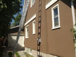 Exterior Home Painting