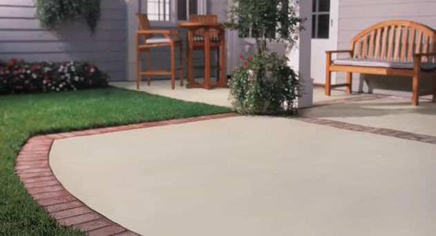Is It Possible To Paint Exterior Concrete Surface
