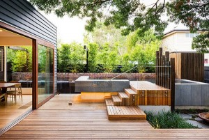 wild color for house exterior